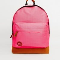 Mi-Pac Classic Backpack in Hot Pink at asos.com