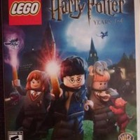 Lego Harry Potter Years 1-4 Wii Game Rated E