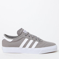 adidas adi Ease Premiere Grey & White Shoes at PacSun.com