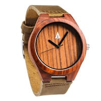 Wooden Watch // Rosewood 27