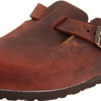 Birkenstock Boston Leather Clog