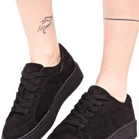 Forward Motion Creeper Sneakers