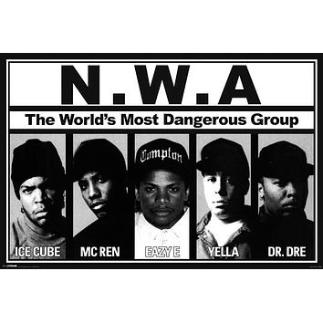 N.W.A. Poster