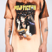 The Pulp Fiction Vintage Tee in Black