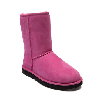 Womens UGG® Classic Short Boot, Bright Pink | Journeys Shoes