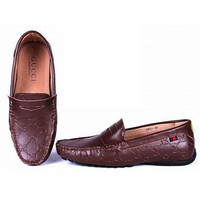Gucci Man Fashion Edgy Casual Shoes-1