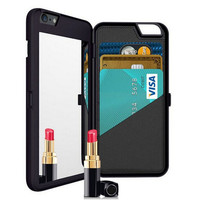 Reflection - Stash Your Cash and Smile with iPhone 6 /6+ Phone Vault