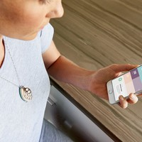 The LEAF Fitness Tracker Jewelry by Bellabeat
