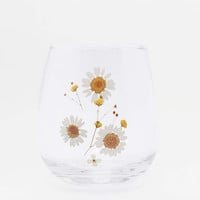 Daisy Print Glass Set - Urban Outfitters
