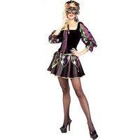 Sexy Jester  Adult Costume - Costumes, 20885