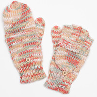 Ivory Ominia Convertible Gloves