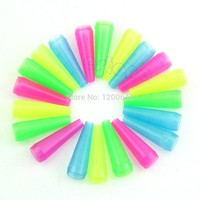 Hot Sale 20 Pieces Color Female Plastic Disposable Mouth Tips Hookah Pipe