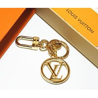Louis Vuitton Keychain European and American Bag Keychain Pendant Personality Creativity
