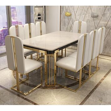 Modern Luxury Mabel Dining Table