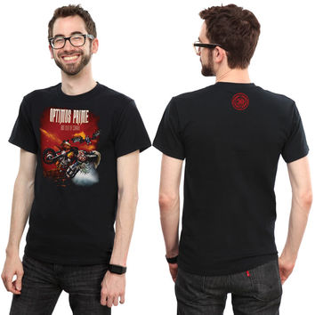 Exclusive Bot Out Of Chaar T-Shirt - Black,
