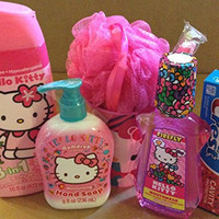 Hello Kitty 7pcs Gift Set