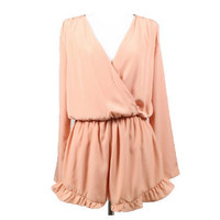 Apricot Romper from Love Street
