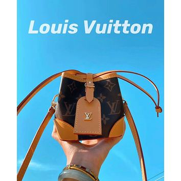 Louis Vuitton LV mini bucket bag