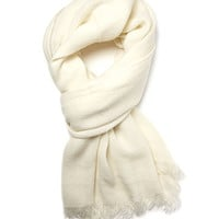 FOREVER 21 Fringed Woven Scarf