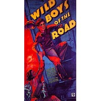 Wild Boys of the Road Poster//Wild Boys of the Road Movie Poster//Movie Poster//Poster Reprint
