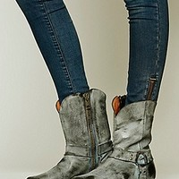 Ox Ankle Boot