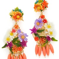 Emilia Mora Clip On Earrings
