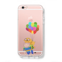 Adventure Time Finn iPhone 6 Case iPhone 6s Plus Case Galaxy S6 Edge Case C131