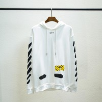 Wholsale women or men OFF-White jacket Sweatshirt 501965868-070