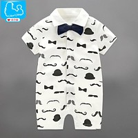 2017 Baby Rompers Autumn Newborn Baby Clothes Cotton Baby Boy Clothing Sets Spring Baby Boy Clothing Roupa Bebe Infant Jumpsuits Style I