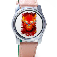 The Flash And His Speed Force Wrist Watch