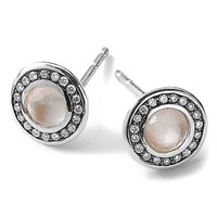 Women's Ippolita 'Lollipop' Diamond & Doublet Stud Earrings
