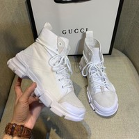 Gucci Fashion casual Martin boots