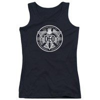 Supergirl - Deo Juniors Tank Top Officially Licensed Apparel