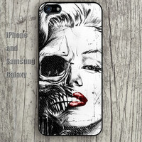 skull case Retro iphone 6 6 plus iPhone 5 5S 5C case Samsung S3,S4,S5 case Ipod Silicone plastic Phone cover Waterproof