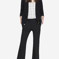 Mid Rise Flare Pant from EXPRESS