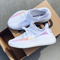Adidas Women Men Yeezy 350 V2 Boost 350 Sneaker Casual