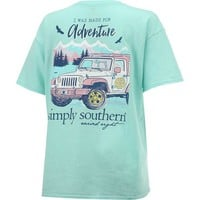 Simply Southern Women's Adventure T-shirt | Academy