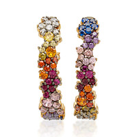 Multicolor Mirian Earrings | Moda Operandi