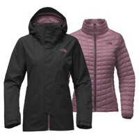 WOMEN'S THERMOBALL™ SNOW TRICLIMATE® JACKET | United States