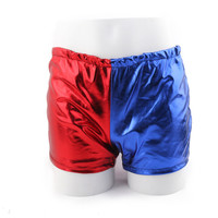 1PC Harley Quinn Shorts Suicide Squad Metallic Cosplay Batman Costume Panties Size /SM/L/XL/XXL