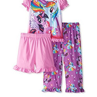 AME My Little Pony 3 Piece Set (Toddler) - Multicolor-2T