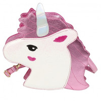 Cute Unicorn Shape Cartoon Shoulder Bag