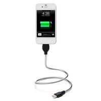 FLEXIBLE METAL STAND AND CHARGING CABLE