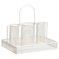 Wire Hair Appliance Caddy