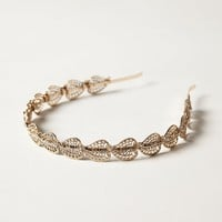 Crystal Laurel Headband