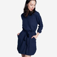 Check out Women's Flannel Shirt Dress at Grana