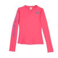 Under Armour Girls' ColdGear® Infrared Long Sleeve Crew