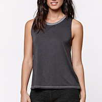 Billabong Essential Striped Muscle Tank Top at PacSun.com