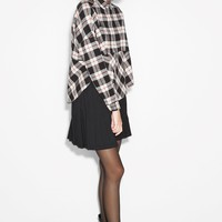 Monki | View all new | Flannel shirt