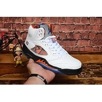 Air Jordan 5 Retro ¡°Orange Peel¡±